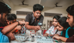 PE Dept organises workshop on Industrial Automation