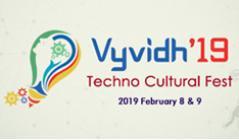 Vidya�s TechFest Vyvidh 2K19