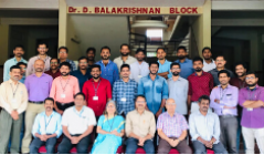 PE Dept organises workshop on Dynamics of Machinery