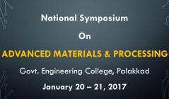 Faculty Participation: National Symposium