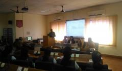 TCS technical session on