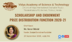 Scholarship and Endowment Distribution Function 2020