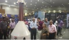 ISRO's Sarabhai Centenary Exhibition in Vidya