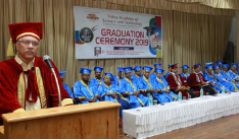 Vidya's Graduation Ceremony 2019