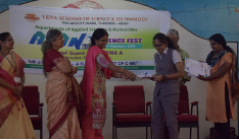 National Science Day celebrated as AION-2019 : Science Fest