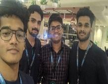 Students win two prizes in Game Oasis Hackathon