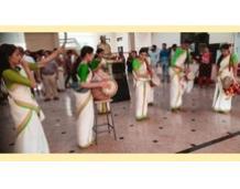 MCA girls' Panchavadyam