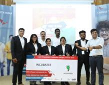 Vidya ECE students selected as Incubatee of NSRCEL@IIMB