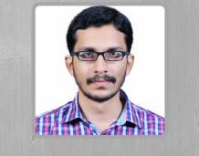 PE Faculty Suneesh E awarded Ph.D