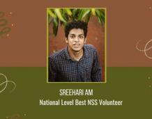 National Level Best NSS Volunteer