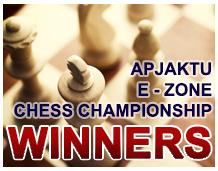 CSE students wins prizes in Chess Championship
