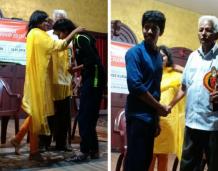 Vidya students win state Yoga Championship 2018